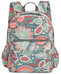 Vera Bradley Lighten Up Just Right Backpack Handbags   Accessories - Macy s bded8daf8ae8d