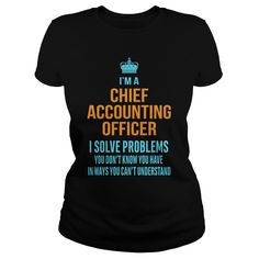 I'm A Chief Accounting Officer I Solve Problems You Don't Know You Have In Ways…