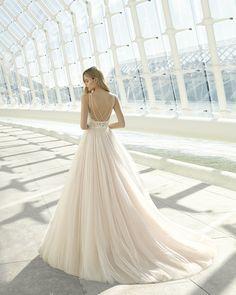 783c087aff8ce 2019 Beaded Lace, Rosa Clara Wedding Dresses, Bridal Dresses, Our Wedding,  Wedding