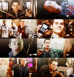Stiles Stilinski from Teen Wolf. He's not real but if he were, I'd been 110% his. I would go kick some werewolves' asses for him. Damn that dude.