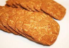 La Cuisine de Bernard: Les Biscuits aux Amandes
