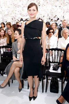 Haute Couture Diary: Best Dressed At Dior | Visual Therapy
