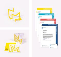 Brand New: New Logo and Identity for Nationaal Militair Museum by Fabrique