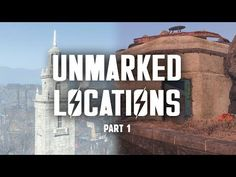 Unmarked & Minor Locations of Fallout 4 Part 1: Vitale Pumphouse & More - YouTube