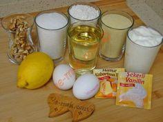 İrmikli Kek Dinner Rolls Easy, Best Cake Recipes, Eggs, Breakfast, Food, Kitchen, Morning Coffee, Cuisine, Egg