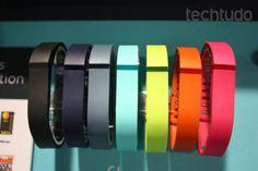 Fitbit (Foto: Allan Melo/ TechTudo)