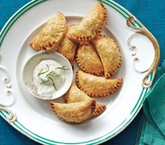 Clone of Spiced Beef Empanadas With Lime Sour Cream Baked Chicken Tenders, Oven Baked Chicken, Baked Eggplant Fries, Lime Sour, Beef Empanadas, Spiced Beef, Air Fryer Oven Recipes, Air Fried Food, Roasted Sweet Potatoes