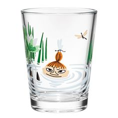 Køb Mumi drikkeglas i Lille My online i Illums Bolighus. Little My Moomin, Moomin Shop, Moomin Mugs, Moomin Valley, Tove Jansson, Art Uk, My Glass, Nordic Design, Goods And Services