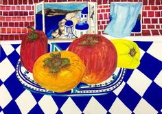 망원동 미술학원 <미술작업실 미술교습소> 초5 미술, 정물화 : 네이버 블로그
