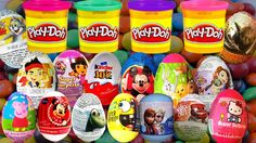 #MyLittlePony #SurpriseEggs #Eggs #PlayDohEggs #MickeyMouseClubhouse #HelloKitty