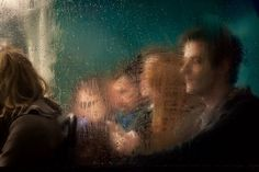 In his series On the Night Bus, photographer Nick Turpin's portraits have an eerie and painterly quality. The steamed windows of the buses create an optical illusion; softening and blurring the faces of...
