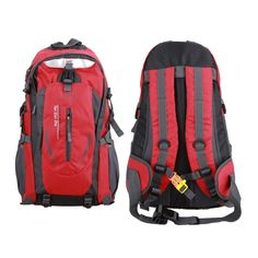 Waterproof Durable Outdoor Backpack. Athletic Sport Travel Backpack High Quality
