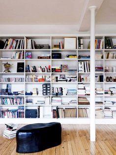 White library design
