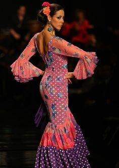 Detrás de la moda: Moda flamenca en la Feria de Abril
