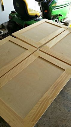 Kitchen Cabinet : How to Build a Cabinet Door in 5 Steps – Part How To Build Glass Cabinet Doors Video. How To Build A Cabinet Door Drying Rack. How To Build A Cabinet With Drawers And Doors. Diy Kitchen Cabinets, Built In Cabinets, Kitchen Redo, New Kitchen, Kitchen Ideas, Diy Kitchen Makeover, Garage Cabinets Diy, How To Make Kitchen Cabinets, Alcove Cupboards