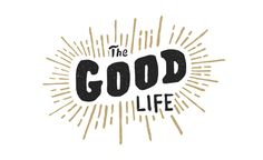 The Good Life by Marcus Williamson, via Behance