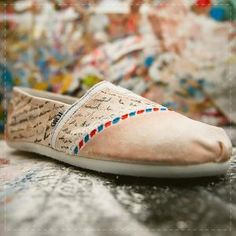 Love Letter Air Mail TOMS