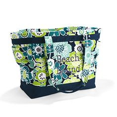 PERFECT for a trip to the beach or a picnic! Easy Breezy Tote