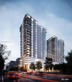 CGarchitect - Professional 3D Architectural Visualization User Community | Twilight View