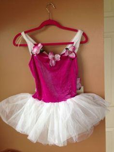 Sz-M-dance-ballet-curtain-call-costumes-woman-pink-white-flower