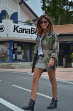 camo jacket via thepetticoat