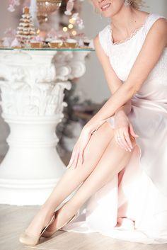 wedding dress style stylist bride