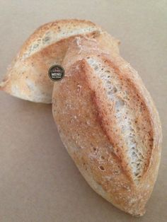 Pão tipo francês integral sem glúten e sem lactose