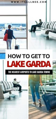 When heading to Italy's largest lake its important to know the nearest airport for Lake Garda. The best airports for towns like Desenzano, Sirmione and Italy Travel Tips, Travel Destinations, Lake Garda, International Airport, Cool Places To Visit, Travel Guides, Travel Pictures, Family Travel, Traveling By Yourself