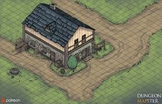 The Isometric Inn (Interior and Exterior Views) - Album on Imgur