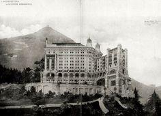 G. Sommaruga – Tre Croci , Campo de' Fiori Varese – 1908-11