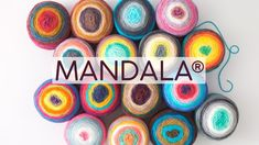 Thank you Lion Brand for using my review video! Check it out! @lionbrandyarn #lionbrandyarn MANDALA®