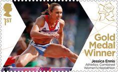 Jessica Ennis Athletics Combined Women's Heptathlon