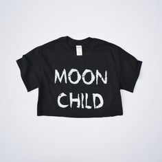 Pastel Goth Moon Child Black Crop Top Hipster Indie Swag Dope Hype... ($14) ❤ liked on Polyvore featuring men's fashion, men's clothing, goth mens clothing, hipster mens clothing, mens clothing and gothic mens clothing
