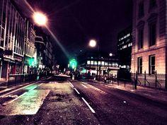 Night London! 5 am