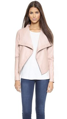 Bb Dakota Drapey Front Jacket