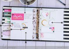 Anatomy of a Heidi Swapp Memory Planner by Jamie Pate Washi Tape Planner, Heidi Swapp, Filofax, Journal Inspiration, Happy Planner, Planners, Anatomy, Journals, Bullet Journal