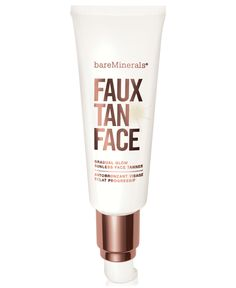 Bare Escentuals bareMinerals Faux Tan Face Gradual Glow Sunless Face Tanner