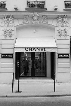 Boutique Chanel | 31 rue Cambon Paris