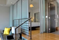 The Sliding Door Company has an array of styles to choose from and also allows you the ability to create your own custom doors! #slidingdoors #interiordesign #roomdividers