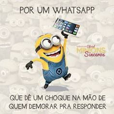 Get in touch with Minions Sinceros ( — 22 answers, 711 likes. Ask anything you want to learn about Minions Sinceros by getting answers on ASKfm. Minions Cartoon, Minion Meme, Minions Love, My Minion, Minions Quotes, Funny Memes, Jokes, Top Quotes, Fat Burning Workout