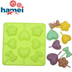 Cheap kitchenware sale, Buy Quality mould release directly from China moulding clips Suppliers:  Hot Heart Shape Chocolate Cake Lollipop Mold Candy Fondant Pudding Muffin Popsicle Mould Ice Cube Kitchenware Bak