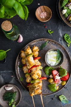 Kabobs, Skewers, Bon Appetit, Barbecue, Grilling, Clean Eating, Good Food, Tasty, Yummy Yummy