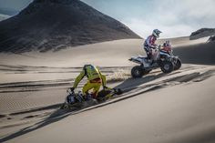 Dakar Series 2015 Desafío Inka Motocross, Quad Bike, Dirtbikes, Amazing People, Atv, Biking, Yamaha, Celebration, Join
