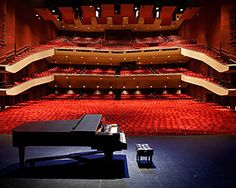 San Diego Civic Theater. Home of San Diego Opera