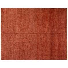 Contemporary Red Gabbeh Rug