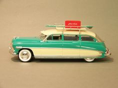 Hudson Surf Wagon toy car