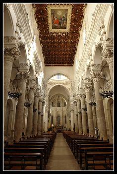 Basilica di Santa Croce, Firenze - interno
