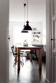Scandinavian Retreat: interiors