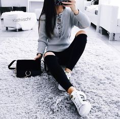 ¡15 Outfits casuales que debes intentar este mes!