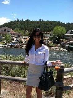 Pagosa Springs Colorado - this was May 31st 2012 when I awarded a PCH winner with $1,000,000.00!  Congrats Tari Woods